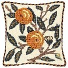 ORANGE - FRUIT Needlepoint CANVAS Beth Russell William Morris