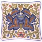 ARTICHOKE 3 Cushion Needlepoint CANVAS Beth Russell William Morris