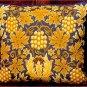 SUNFLOWER 2 Cushion Needlepoint CANVAS Beth Russell William Morris