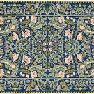 ACANTHUS RUG Needlepoint KIT Beth Russell William Morris