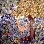 GREENERY DEER Needlepoint KIT Beth Russell William Morris