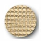 "6 mesh interlock Creme 40"" wide Needlepoint Rug Canvas Zweigart (9124236-40)"
