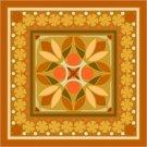 American Quilt Cushion Needlepoint Canvas (ar18-020smc)