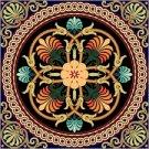 Victorian Cushion Needlepoint Canvas (ar18-062c)