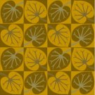 Collage Leaves 1 Pattern Rug Needlepoint Canvas (ar18-044r)