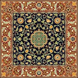 William Morris Hammersmith Carpet Rug Needlepoint Canvas (wm01r)