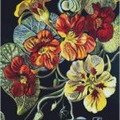 Nasturtiums Needlepoint Canvas (ig-04)