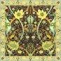 William Morris Bullerswood Cushion Needlepoint Canvas (wm03c)