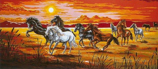 Needlepoint Canvas by Margot La horde (margot-173-3005)