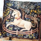 Needlepoint Canvas by SEG Medieval Captured Unicorn (seg-1904-20)