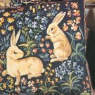Needlepoint Canvas by SEG Medieval Rabbits (seg-1904-15)