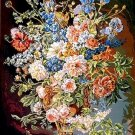 Needlepoint Canvas by SEG Vase de Fleurs XVIII siecle (seg-933-13)