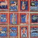 Needlepoint Canvas by SEG Zodiaque (seg-933-12)