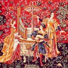 Needlepoint Canvas by SEG Concert a la fontane XV Siecle (seg-933-09)