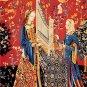 Needlepoint Canvas by SEG La dame a la Licorne L'Ouie (seg-933-6713)