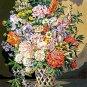 Needlepoint Canvas by SEG Mai fleuri (seg-940-11)