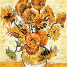 Needlepoint Canvas by SEG Les tournesols dapres Van Gogh (seg-981-109)