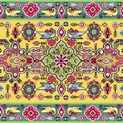 Needlepoint Canvas Armenian Kelim Cushion