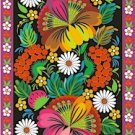 Needlepoint Canvas Russian Ukranian Petrikovskaya Floral Panel