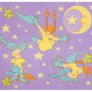 Needlepoint Canvas by Janet Watson Moon and Stars (fdp-JW-113)