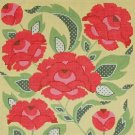 Needlepoint Canvas by Janet Watson Flowers 1 (fdp-JW-137)