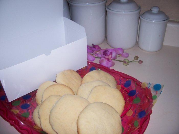 Granny's Teacakes