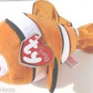 "NEW    ""NEMO Disney Sparkle"" the Clownfish TY 6"" BEANIE BABY"