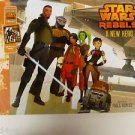 Star Wars Rebels A New Hero: Includes Star Wars eBook! by P. Hidalgo, Free Ship