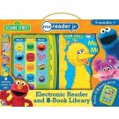 Sesame Street® Me reader Jr. Electronic Readers and 8 book Library