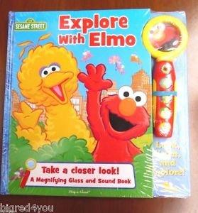 NEW  Sesame Street: Explore with Elmo NIP