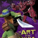 The Art of the Ninja (Teenage Mutant Ninja Turtles) (Doodle Book)