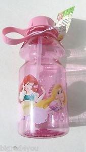ZAK   Tritan Water Bottle Princesses  14 Oz BPA Free SANS BPA
