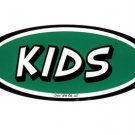 Cruisin' With Kids Safety Tag - Green