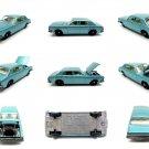 Lesney Matchbox - Ford Zodiac Mk IV - 53c - Regular Wheels - Vintage 60s - Free shipping