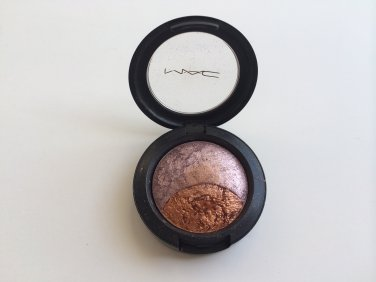 MAC Mineralize Eye shadow - Under Your Spell (UNBoxed and marked sample)  Free USA Shipping
