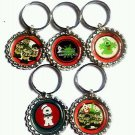 Ghostbuster Party Favor Key chains