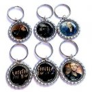 Dr Who Party Favor Key chains - MANY AVAILABLE!