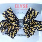 Batman Hair Bow - Batman Hair Clip