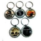 Sons of Anarchy Party Favor Key chains - MANY AVAILABLE!