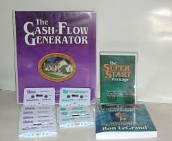 The Cash Flow Generator - Ron LaGrand
