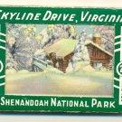 Skyline Drive, Virginia - 20 Colored Miniatures
