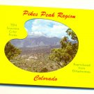 Pikes Peak region, Colorado