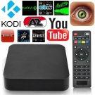 STANDARD ULTRA iTV Box Quad Core 1GB/8GB H.265 1080P Media Player Miracast