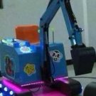 Basic Seris Recreation Children Digging Machine Game Machine
