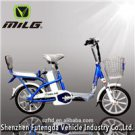 city lithium electric bike