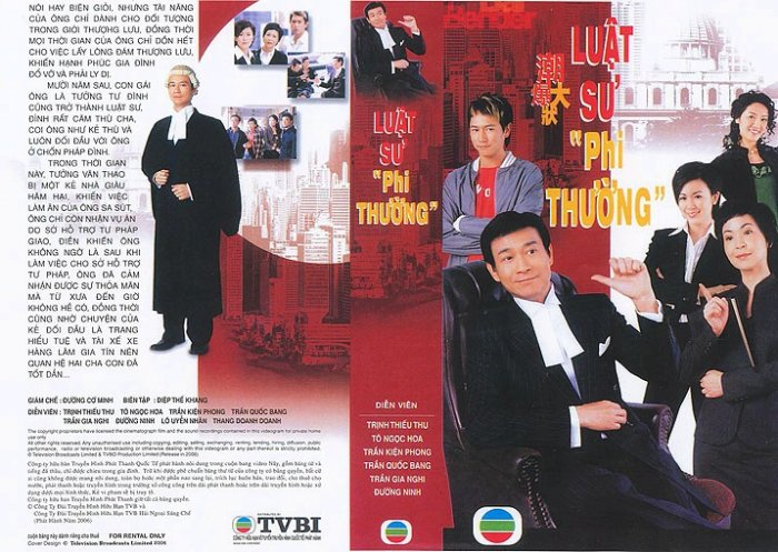 Luật Sư Phi Thuong 2006 (Bar Bender)