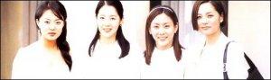 Bốn Chị Em 2001 (Four Sisters)