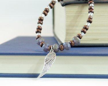 Pegasus Beaded Bracelet