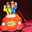 THE WIGGLES 2003 Touring Party 3+, Action Figure and Greg, Anthony, Murray, Jeff