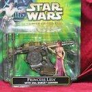 Star Wars, Princess Leia with Sail barge Cannon Boys & Girls, Hasbro, 5+